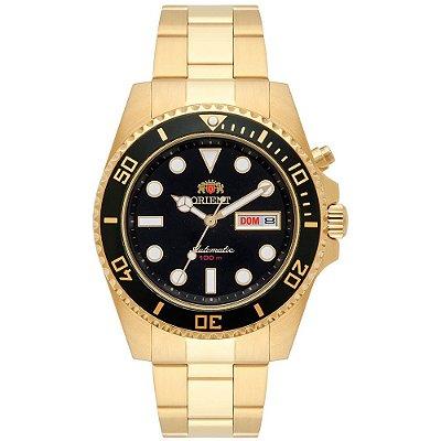 Relógio Orient Masculino 3 Estrelas Automático 469GP066 P1KX