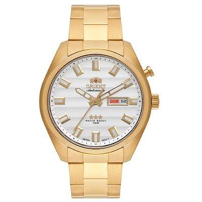 Relógio Orient Masculino 3 Estrelas Automático 469GP076 S1KX