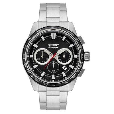 Relógio Orient Masculino Cronograph MBSSC166 P1SX