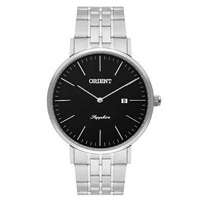 Relógio Orient Masculino Slim Safira MBSSS006 P1SX