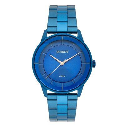 Relógio Orient Feminino Azul FASS0002 D1DX