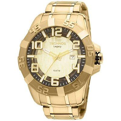 Relógio Technos Masculino Classic Legacy 2315ABA/4D