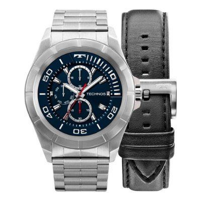 Relógio Technos Masculino Connect SRAA/1P - Smartwatch