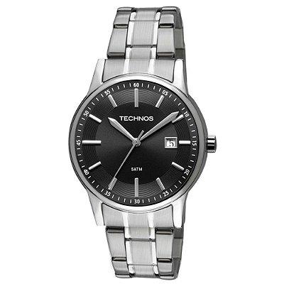 Relógio Technos Masculino Classic Steel 2115RO/1P