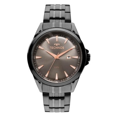 Relógio Technos Masculino Classic Executive 2115LAT/4C