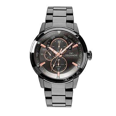 Relógio Technos Masculino Classic Grandtech 6P57AB/4P