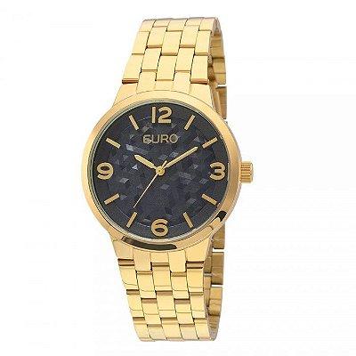 Relógio Euro Feminino Irregular EU2036LZG/4A