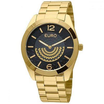 Relógio Euro Feminino Fan EU2034AN/4P