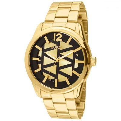 Relógio Euro Feminino Triangular EU2036LYB/4D