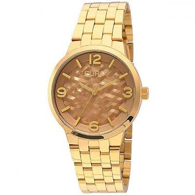 Relógio Euro Feminino Irregular EU2036LZG/4D