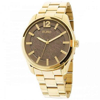 Relógio Euro Feminino Pelos e Peles EU2036LYB/4C