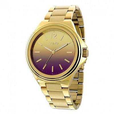 Relógio Euro Feminino Degradê EU2035YDE/4G