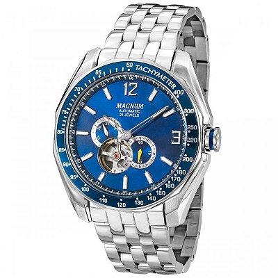 Relógio Magnum Masculino Automático 21 Jewels MA33951F