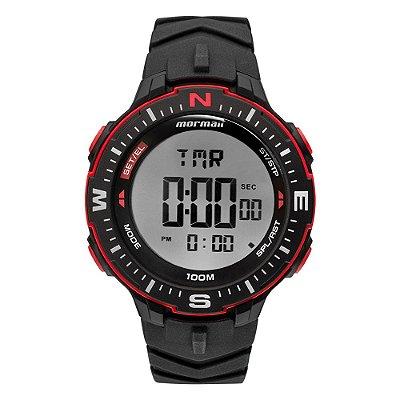 Relógio Mormaii Masculino Action MONK006/8R