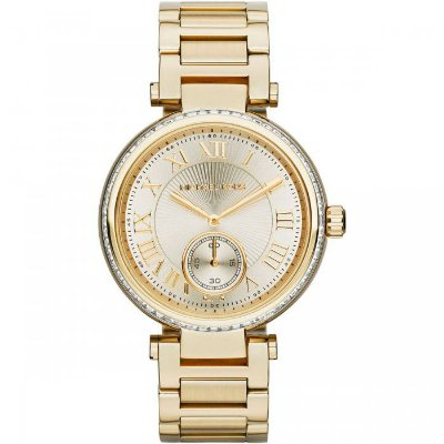 Relógio Michael Kors Feminino Skylar Champagne MK5867
