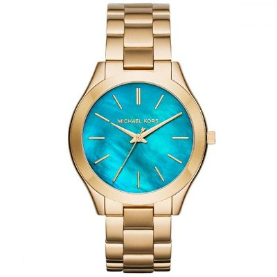 Relógio Michael Kors Feminino Runway MK3492