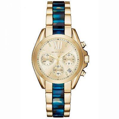 Relógio Michael Kors Feminino Mini Bradshaw MK6318
