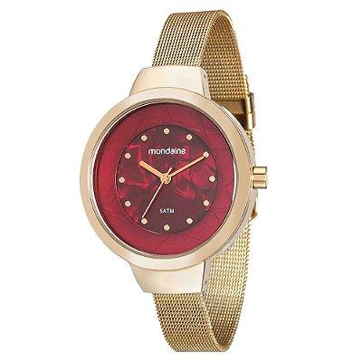 Relógio Mondaine Feminino  99052LPMVDE1