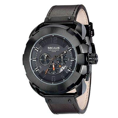 Relógio Seculus Masculino 20467GPSVPC1
