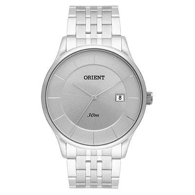 Relógio Orient Masculino Slim MBSS1293 S1SX