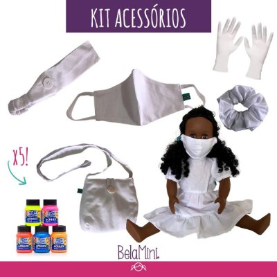 Kit Tie Dye ACESSÓRIOS | Completo