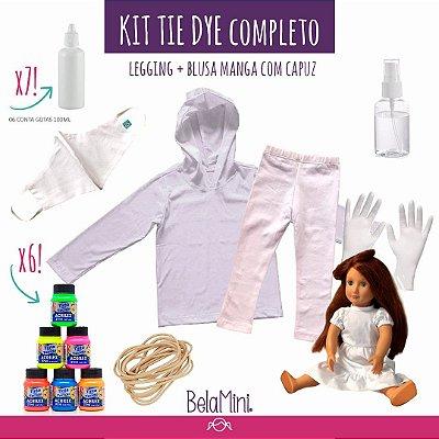 Kit Tie Dye Conjunto
