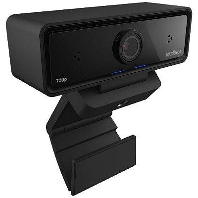 WEBCAM USB INTELBRAS CAM-720P - PRONTA ENTREGA