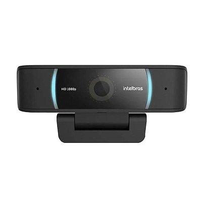 WEBCAM USB INTELBRAS CAM-1080P - PRONTA ENTREGA