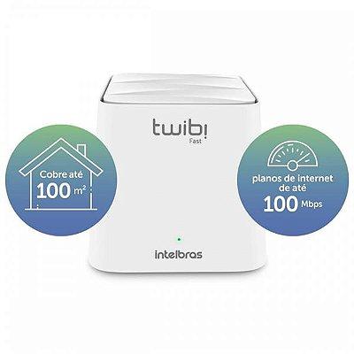 ROTEADOR TWIBI GIGA+ MESH  Wi-fI 5 AC1200 INTELBRAS