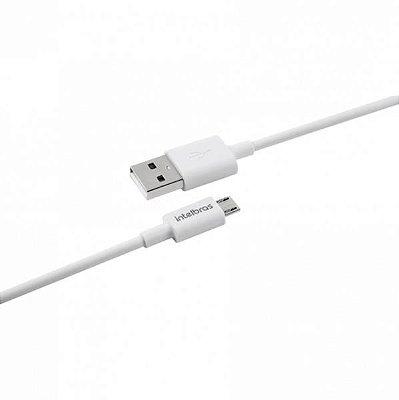 CABO USB MICRO B 1.2M PVC INTELBRAS BR EUAB12PB