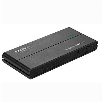 DIVISOR HDMI 1 IN X 4 OUT VEX 3004 SPLETTER INTELBRAS