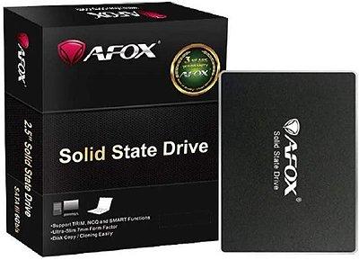 HD SSD 240GB EXTERNO/INTERNO AFOX SD250-240GN - PRONTA ENTREGA