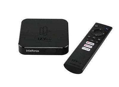 SMART BOX TV IZY PLAY INTELBRAS