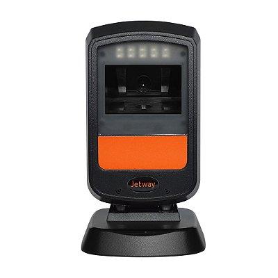 LEITOR DE CODIGO DE BARRAS JETWAY JL500 USB
