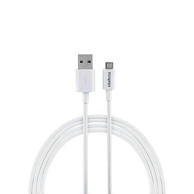 CABO USB MICRO B 1.2M PVC BR EUAB12PB