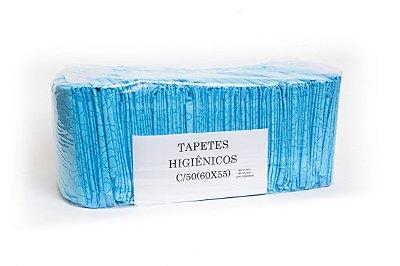 Tapetes Higiênicos Baby Com Pequenos Defeitos 60x54 - 50 Unidades