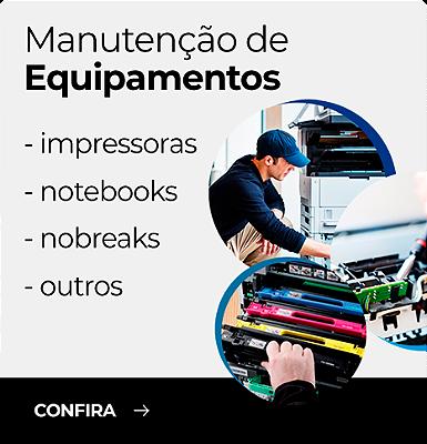manutenção de equipamentos