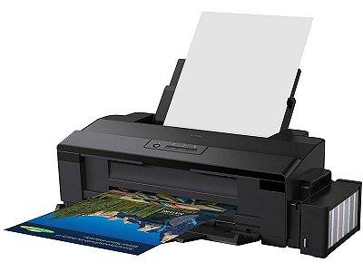 Impressora EPSON L1800 A3 ECOTANK com 780ml de Tinta Original Inktec corante ( Substituta da EPSON 1430 )