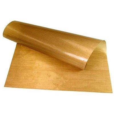 Manta teflon para prensa térmica 50 x 50 cm sem adesivo