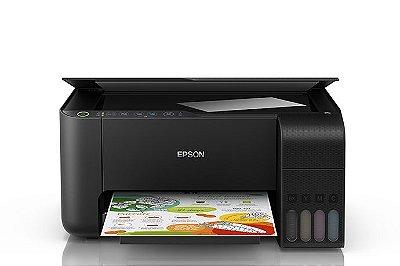 Impressora EPSON L3150 ecotank com WIFI com  520ml de Tinta Original Inktec SUBLIMÁTICA ( Substituta da EPSON L395 )