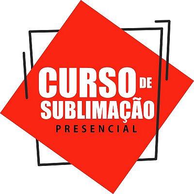 CURSO DE IMERSÃO A SUBLIMAÇÃO PARA INICIANTES - CURSO INDIVIDUAL