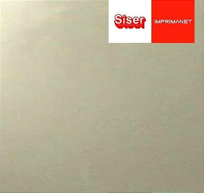 P. S. Filme de recorte Metallic Prateado - siser - ( 1mt x 50cm ) - M0034