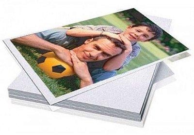 Papel Matte Fosco A4 220gr - Pacote com 20 folhas