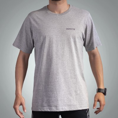 Camiseta Básica Mescla