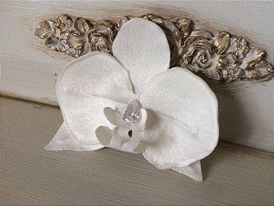 Orquídea Off White