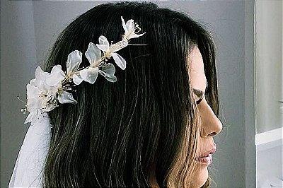 Tiara Floral Janayna