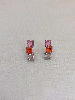 Brinco Mini Earcuff Colorido
