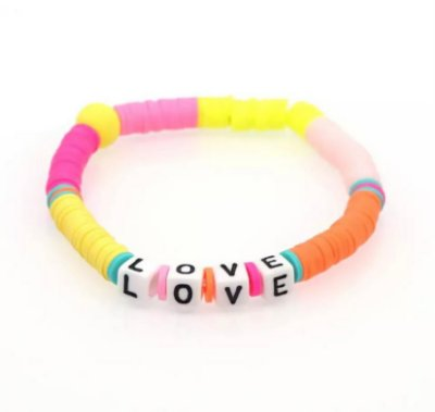 Pulseira Multi-Color Love