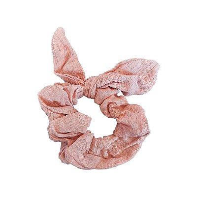 Scrunchie Candy Rosa