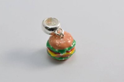 Berloque Sanduiche